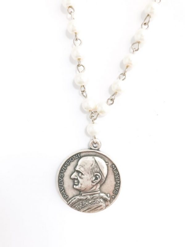 02765 2 sided Coin Necklace
