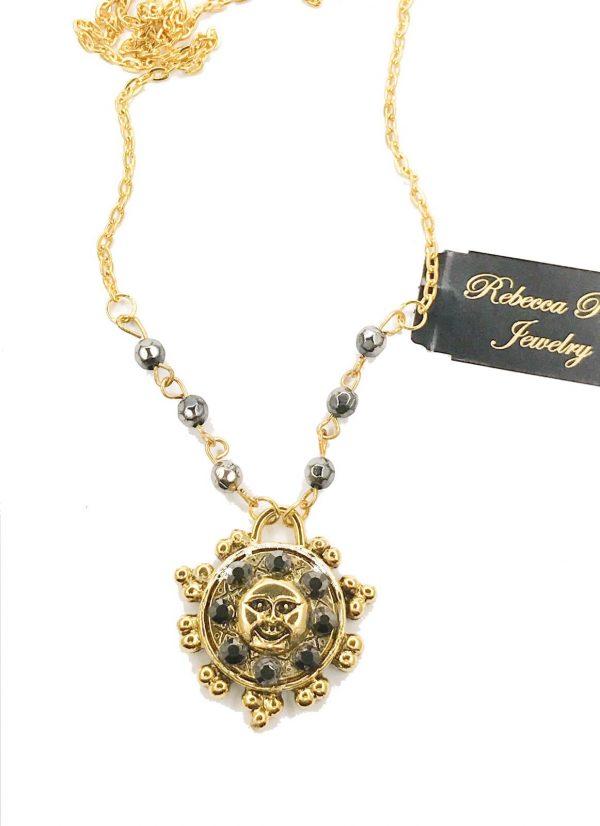02829 Sun Necklace