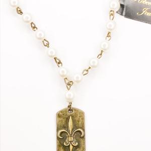 02912 Fleur Delis Necklace