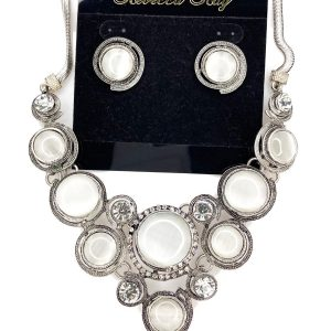 02660 Mother of Pearl Set