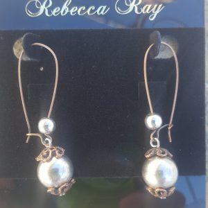 02813 Beaded Earring