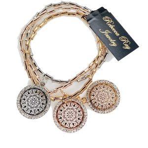 02534 Stretch Bracelet Set