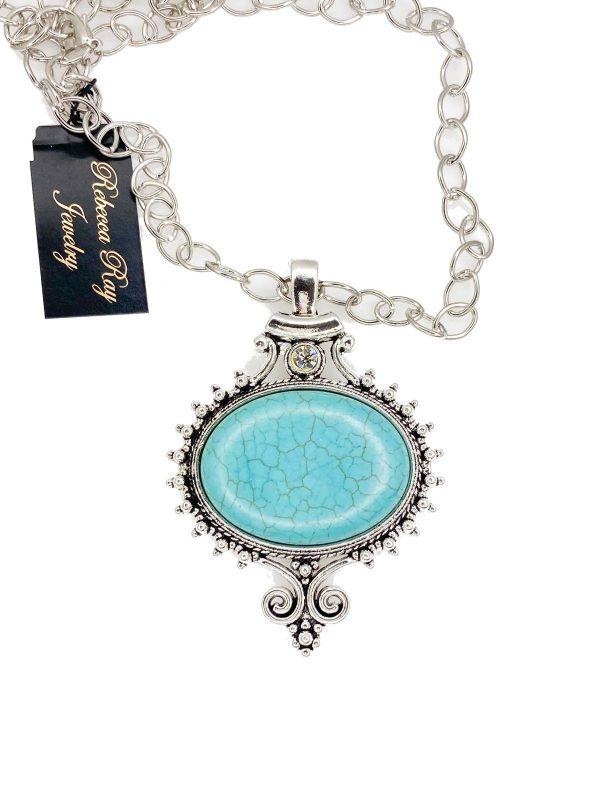 02627 Gemstone Necklace