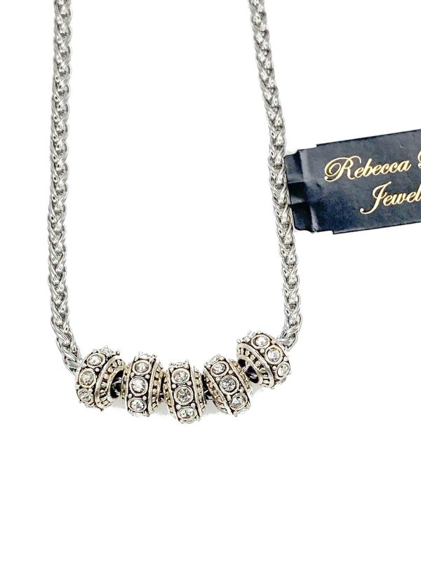 02636 Crystal Necklace