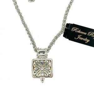 02638 Filigree Necklace