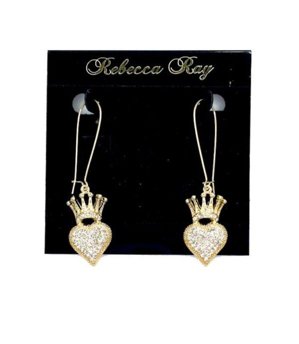 03122 Heart Earring