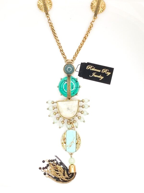 02694 Tassel Necklace