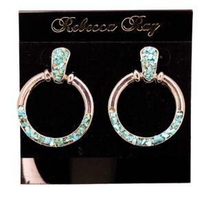 02871 Gemstone Earring