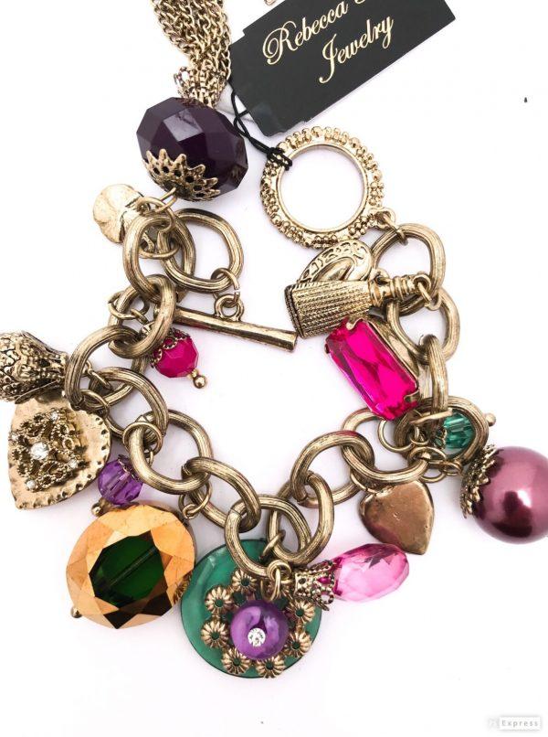 02509 Charm Bracelet