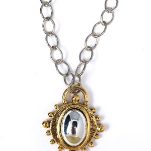 02719 Dome Necklace