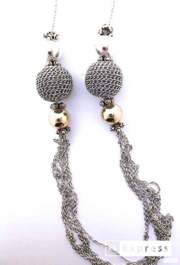 02827 Heavy Metal Necklace