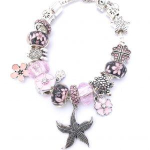 02728 Starfish Euro Charm