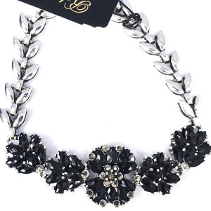 02596 Crystal Flower Bracelet
