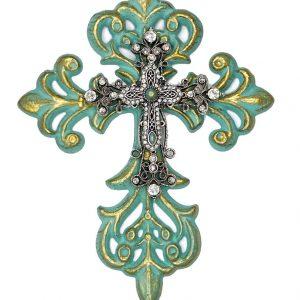 RRHO-10008 Embellished Cross