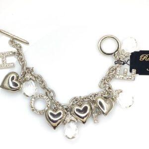 RR19106 Hope charm bracelet
